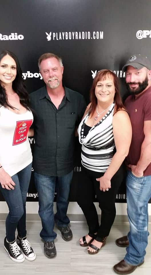 Playboy Radio with Michael and Holli Pockets Dash Talking about ClubFA Freedom Acres and Freedom Acres Resorts