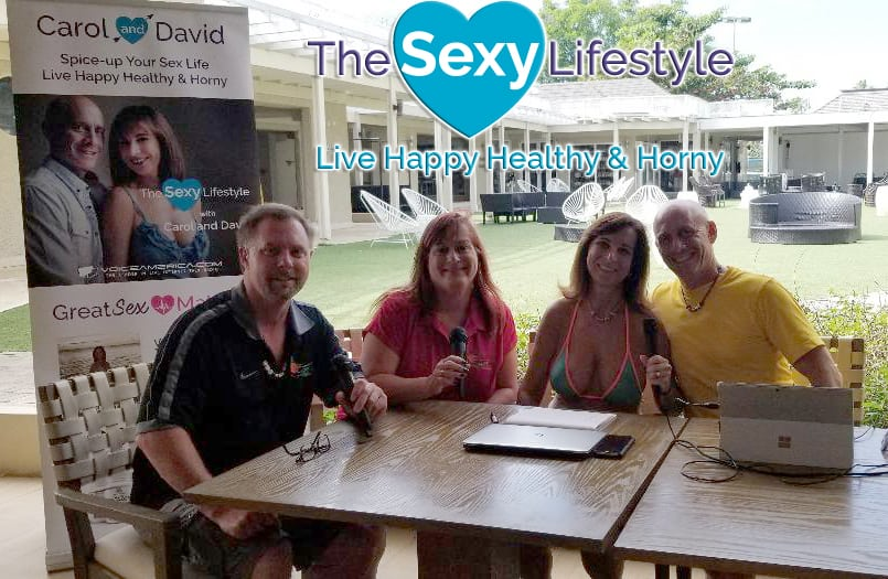 The Sexy Lifestyle Radio Show Spice up your sex life with David and Carol at Hedonism Resort for Toms Trips Ms No Swim Suit