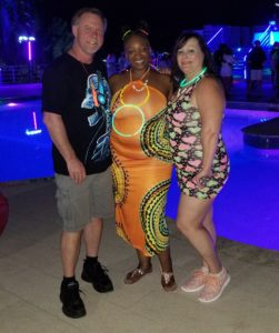 While we were at the Tom's Trips Ms No Swim Suit Contest at Hedonism II Resort in Jamaica we were able to talk to Latonja from Adult Alternative Lifestyle. We discuss the competition, the girls and her facebook style for adults and the swinging lifestyle. Be sure to sign up on her website today at www.adultalternativelifestyle.com
