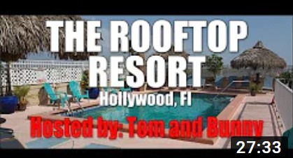 The Rooftop Resort hollywood florida