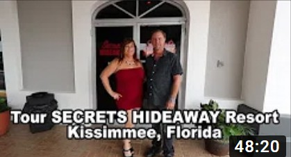 Secrets Hideaway Swinger Resort Kissimmee Florida