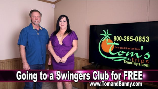 Going to a swingers club for free thumbnail