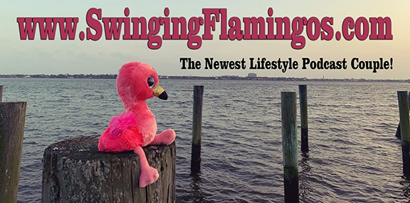 Swinging Flamingos the newest swingers lifestyle podcast couple