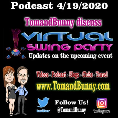 Virtual Swing Party - Updates on the upcoming event