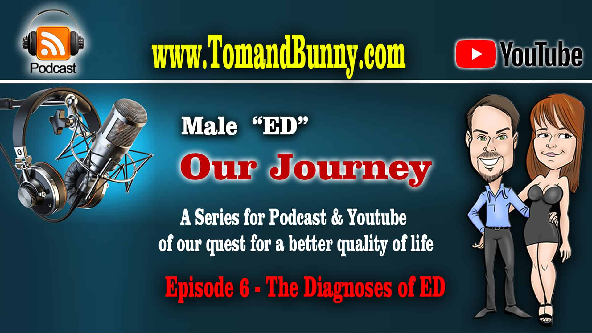 Episode 6 - The Diagnoses of ED