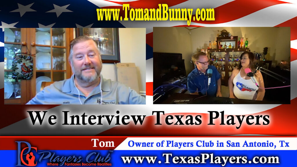 5-18-2020 We interview Texas Players Club