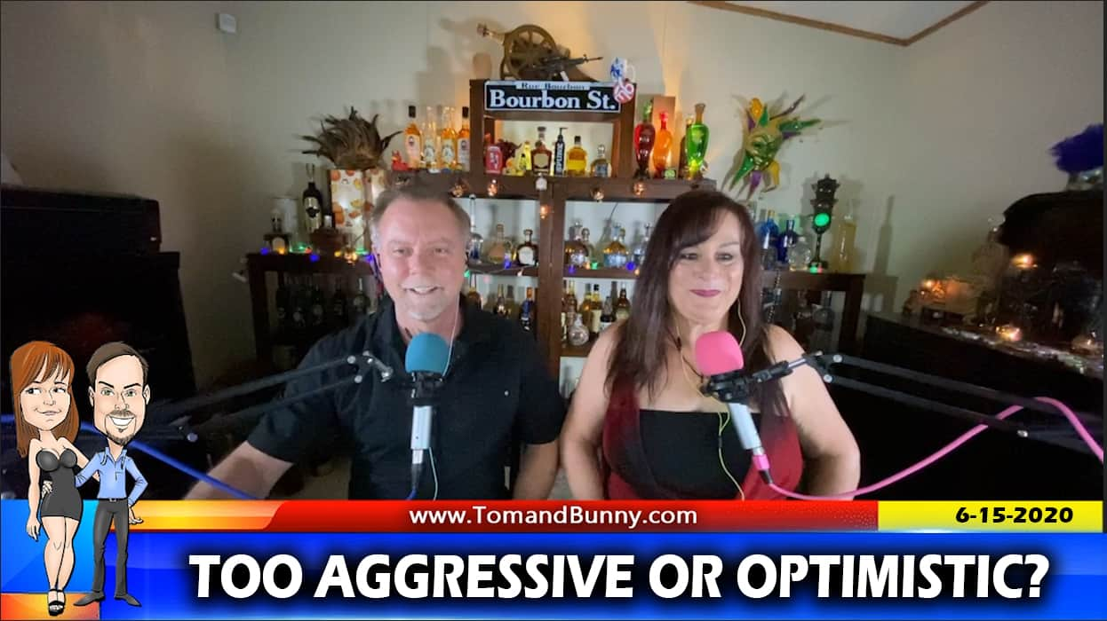 too aggressive or optimistic in the swingers lifestyle