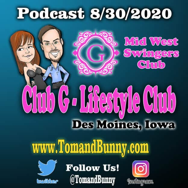 8-30-2020 - Club G Lifestyle Club Des Moines Iowa